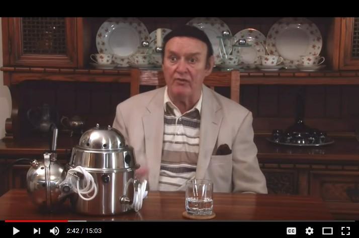John Ellis Water Machine Discover Deuterium Depleted